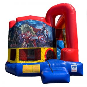 Avengers Modular Arch Combo Unit With Bouncy And Slide