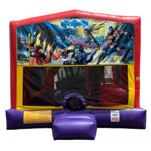 Batman Combo Unit With Bouncy And Slide