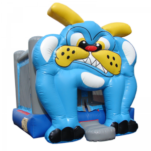 Bulldog Combo Unit With Bouncy And Slide
