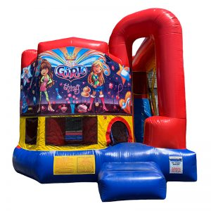 It's A Girl Thing Modular Arch Combo Unit With Bouncy And Slide