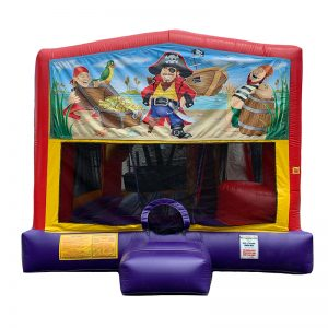 Pirate Combo Unit With Bouncy And Slide