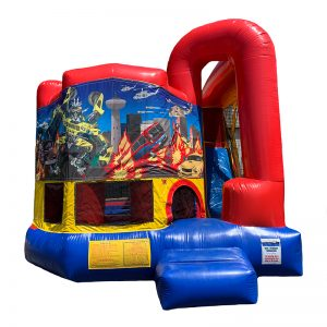 Transformers Modular Arch Combo Unit With Bouncy And Slide