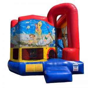 Under The Sea Modular Arch Combo Unit With Bouncy And Slide